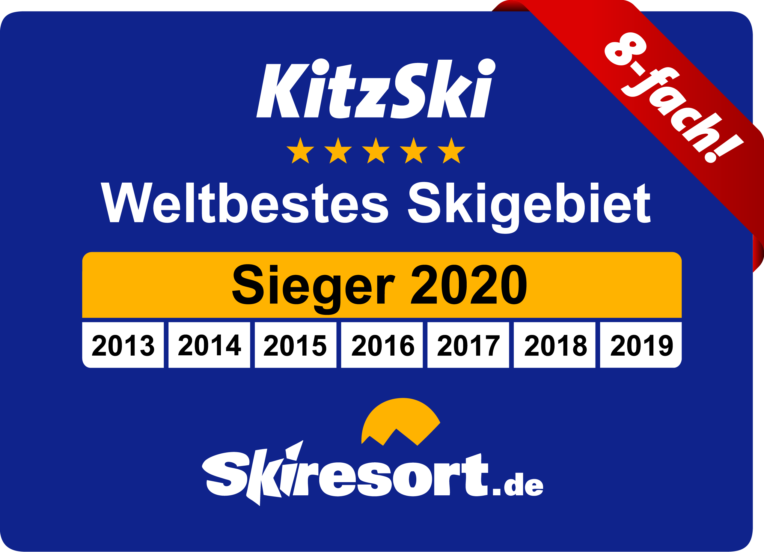KitzSki Logos - einfach unverkennbar